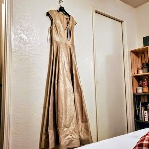 Halston Evening Gown